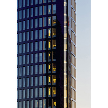 RWE Tower, Dortmund 2006<br>Gerber Architekten